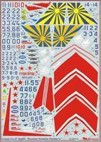 Sukhoi Su-27 Russian Knights