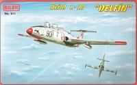 """Учебно-тренировочный самолет Aero L-29 """"Дельфин"""""""