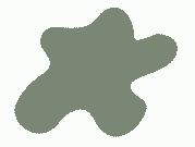 Краска Mr.Color, цвет: Серо-фиолетовый (авиация, Британия, ІІ Мировая), тип: Полуматовый