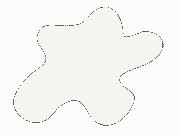 Краска Mr.Color, цвет: Тёмно-белый (основа, авто), тип: Глянец