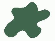 Краска Mr.Color, цвет: Зелёный Россия (2) (бронетехн., Россия, ІІ Мировая), тип: Матовый