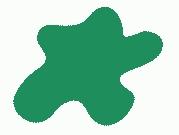 Краска Mr.Color, цвет: Зелёный (авиация, Израиль), тип: Полуматовый