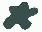 Краска Mr.Color, цвет: Тёмно-зелёный (авиация, Япония), тип: Полуматовый