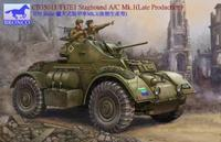 T17E1 Staghound A/C Mk. I (late production) Стагхаунд