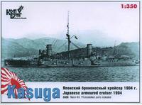 Kasuga IJN Cruiser, 1902