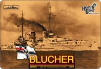 Немецкий крейсер Blucher (Полная версия корпуса)