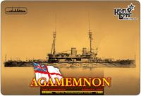 Броненосец HMS Agamemnon Battleship, 1908 (Полная версия корпуса)
