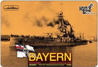 Главный корабль серии супердредноутов  Байерн (Bayern)