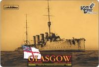 Крейсер Glasgow (Корпус по ватерлинию)