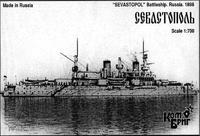 Броненосец Севастополь , 1898