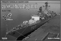 Сторожевой корабль Yaroslav Mudryi Frigate Pr.11540, 2009