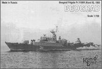 Yugoslavian Beograd Frigate Pr.1159R (Koni III)