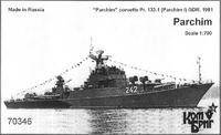 Parchim  Pr.133 Small Antisubmarine Ship (Parchim I)