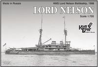 Броненосец Лорд Нельсон