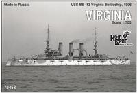 Эскадренный броненосец Виргиния