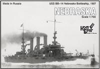 Эскадренный броненосец  Небраска