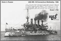 Эскадренный броненосец Коннектикут (Connecticut)
