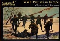 Вторая мировая война: партизанские отряды в Европе