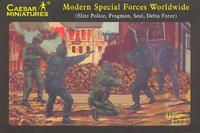 Современные спец войска разных стран (боевые пловцы, котики, подразделение Дельта)