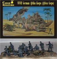 Вторая мировая война: немецкий Африканский корпус
