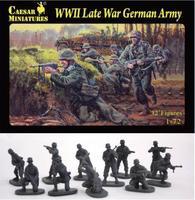 Немецкая армия, позднего периода ВОВ