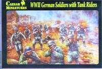 Немецкие солдаты Второй мировой войны