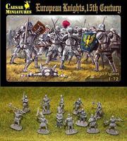 европейские рыцари, 15-й век