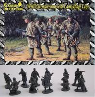 Немецкая армия с камуфляже