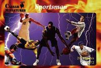 Спортсмены (набор №2)