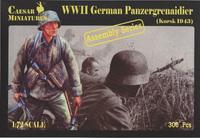 Немецкие гренадеры (Курск 1943)