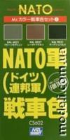 CS602 Tank Colors for NATO