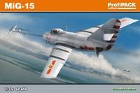 Истребитель Миг-15, профессиональный набор
