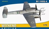 Ночной истребитель Messerschmitt Bf 110G-4, модель выходного дня