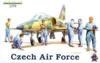 Пилоты чешских ВВС