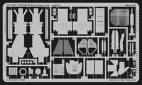 Фототравление 1/35 СКАД экстерьер (рекомендовано для DRAGON)