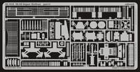 Фототравление 1/35 M-118 Super Hellcat, рекомендовано для Academy