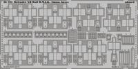 Фототравление 1/35 Defender XD Wolf W.M.I.K. патронные коробки (рекомендовано для Hobby Boss)