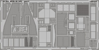 Фототравление 1/35 BTR-40 APC, рекомендовано для Trumpeter