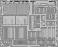 Фототравление 1/35 IDF Merkava Mk.IIID башенная корзина (рекомендовано для Meng)