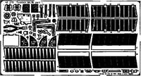 Фототравление 1/48 Tайфун IB (рекомендовано для Hasegawa)