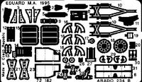 Фототравление 1/72 Ar-234B-2 (рекомендовано для Dragon)