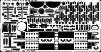 Фототравление 1/72 Mitsubishi G4M Betty, (рекомендовано для Hasegawa)