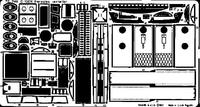 Фототравление 1/72 C-130H экстерьер, (рекомендовано для AMT/ERTL /ESCI)