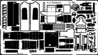 Фототравление 1/72  Ил-2м3 (рекомендовано для Eduard)