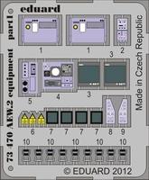 Фототравление 1/72  Sea King AEW.2 оборудование, часть 2 (рекомендовано для CyberHobby)