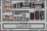 Фототравление 1/48 Лагг-3 (цветная, рекомендовано для ICM)