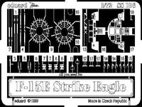 Фототравление 1/72 F-15E Страйк Игл (рекомендовано для Academy)