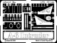 Фототравление 1/72 A-6 Интрудер (рекомендовано для Italeri)