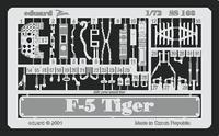 Фототравление 1/72 F-5E Tайгер (рекомендовано для Italeri)