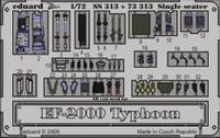 Фототравление 1/72 EF-2000 Тайфун (цветная, рекомендовано для Revell)